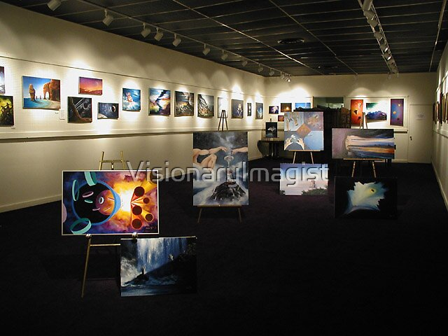 GALLERY SANDUSKY, OHIO USA by VisionaryImagist
