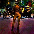 Riding Companion II by Al Bourassa
