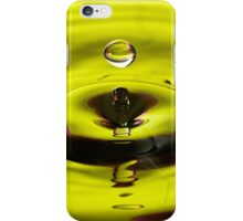 Colourful Water Drop iPhone Case/Skin