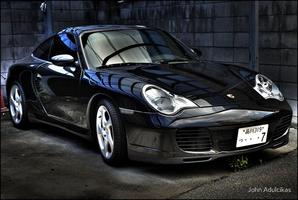 Its a CAR!! by John Adulcikas