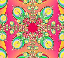 Abstract Fractal Art by GeoPappas