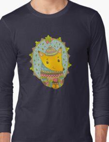 Winter fox Long Sleeve T-Shirt