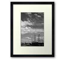 Bolte Bridge Framed Print