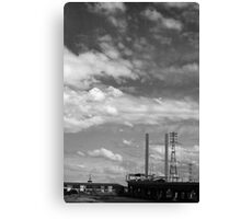 Bolte Bridge Canvas Print