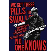 No One Knows - Queens Of The Stone Age Photographic Print