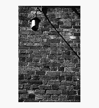 Alley Light Photographic Print