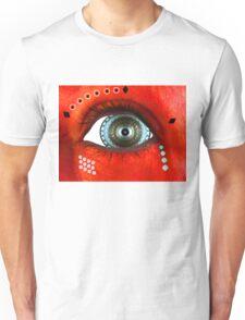 Hypnotic eye Unisex T-Shirt