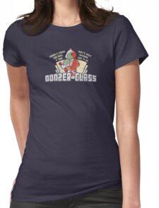 Doozer Class Womens Fitted T-Shirt
