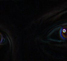 Eyes of Darkness by photolover25