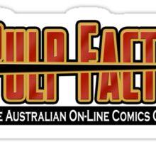 Pulp Faction logo T Sticker
