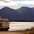 Atlin Lake, B-C, Canada by Crokus Label