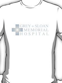 GREY + SLOAN MEMORIAL HOSPITAL | GREY'S ANATOMY T-Shirt