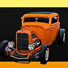 1932 Ford 'Cool Old School' Coupe by DaveKoontz
