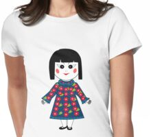 Tata Womens Fitted T-Shirt