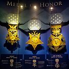 Medals of Honor by TJ Baccari Photography
