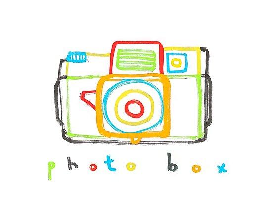 photo box by Cat Bruce