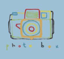 photo box Baby Tee