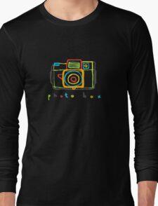 photo box Long Sleeve T-Shirt