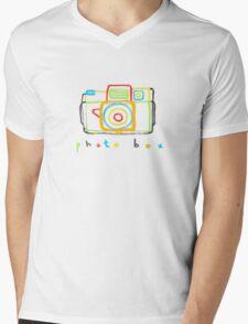 photo box Mens V-Neck T-Shirt