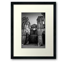 TUSCANY 09 Framed Print