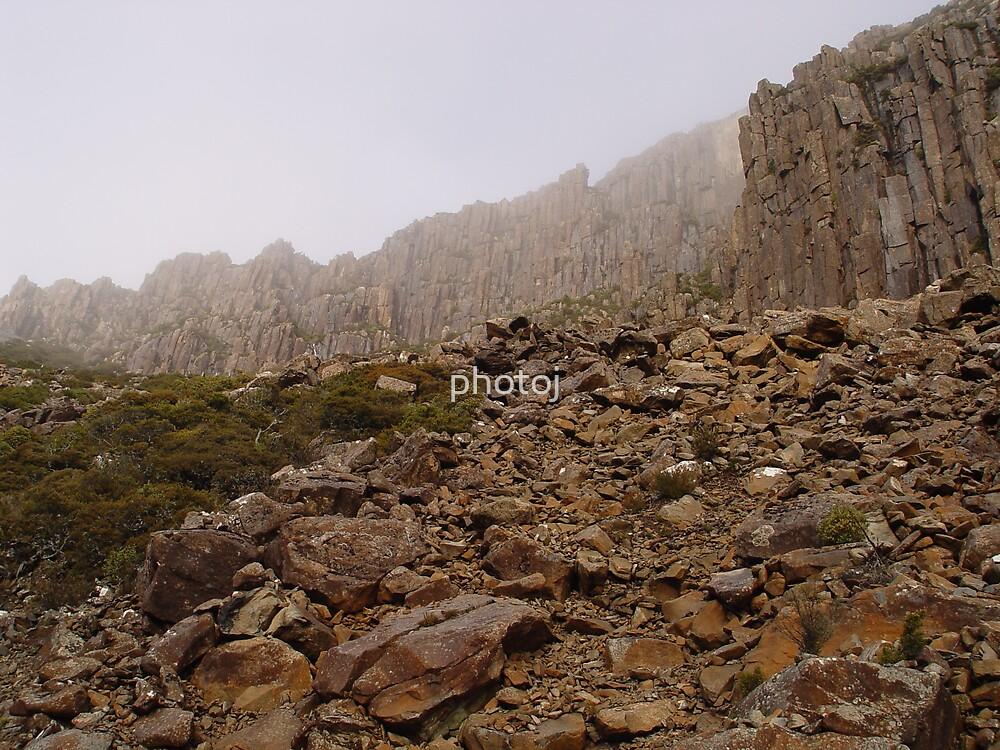 photoj-Tasmania, Mt Ben Lomond  by photoj