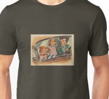 Retro Unsafe Driving Unisex T-Shirt