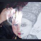Magazine Girl by hallucingenic