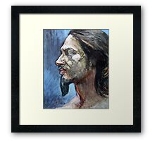 Portrait of Michael Framed Print