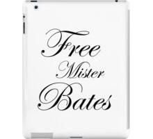 Free Mister Bates iPad Case/Skin