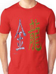 Metal Dragon  1940  and   2000  Unisex T-Shirt