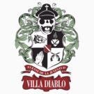 Villa Coat of Arms by Jesus & Pablo Diablo