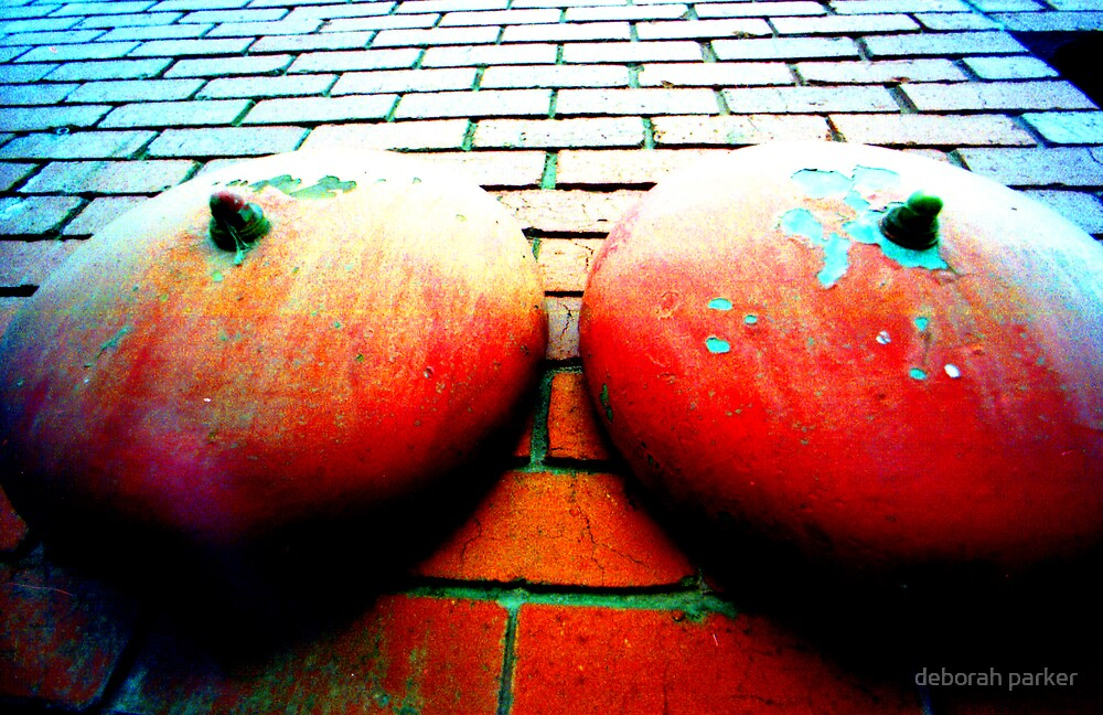 alarming breasts by deborah parker