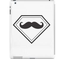 Super 'stache iPad Case/Skin