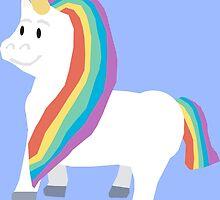Fabulous Unicorn! by JoshCooper