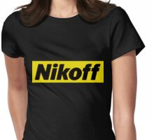 Nikoff Womens Fitted T-Shirt