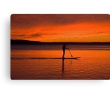 Northport Bay Canvas Print