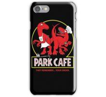 Raptors in the Kitchen 2 iPhone Case/Skin