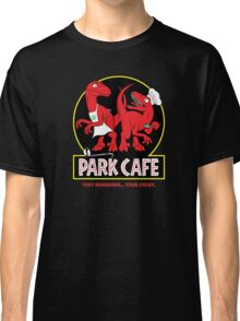 Raptors in the Kitchen 2 Classic T-Shirt