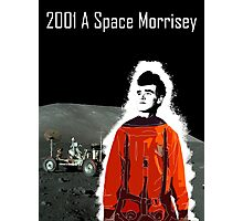 2001 A Space Morrissey Photographic Print