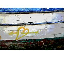 Love-Boat  Photographic Print