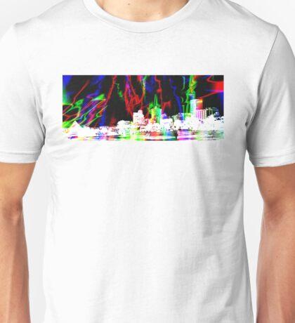 Memphis Magic Contemporary Art  Unisex T-Shirt