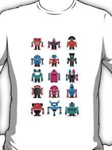 Robots fabric T-Shirt