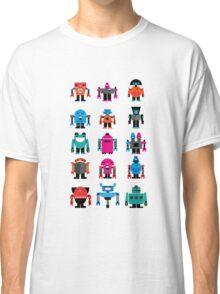 Robots fabric Classic T-Shirt