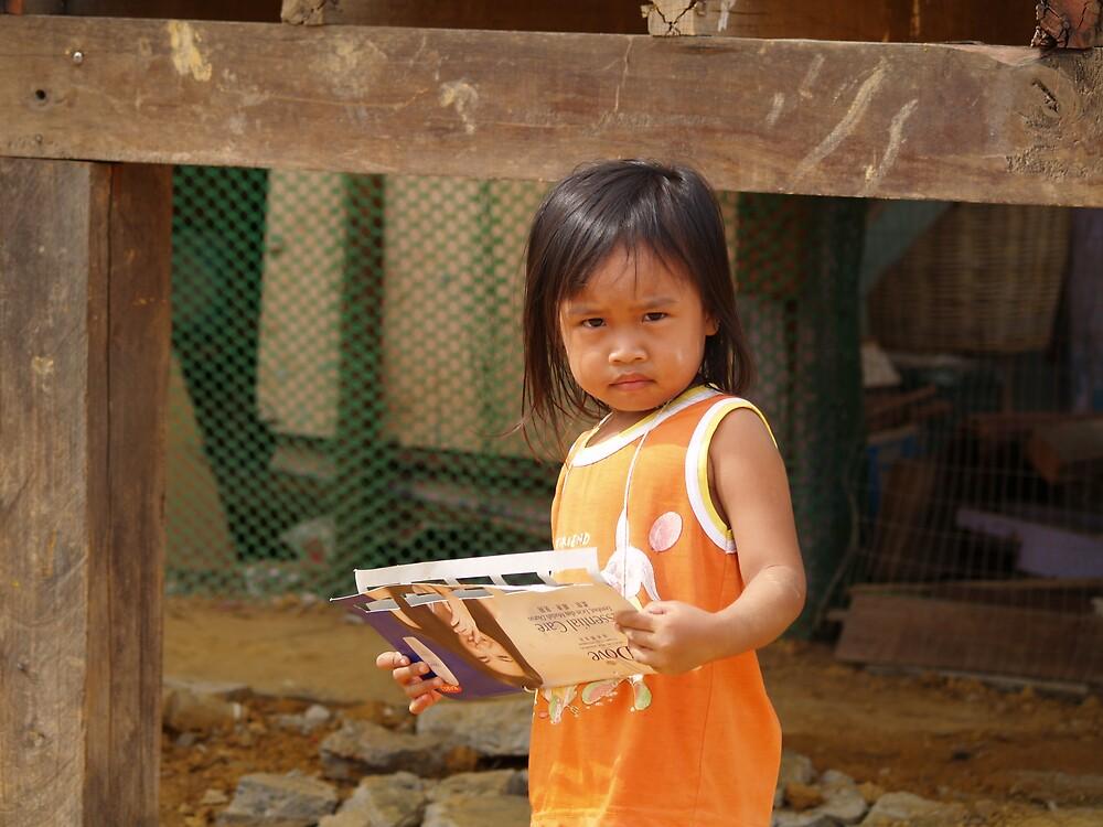 little girl by lauren lederman