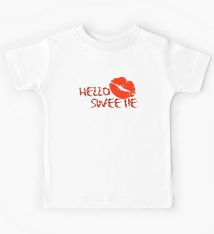 Hello Sweetie Kids Tee
