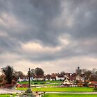 Finchingfield  by Nigel Bangert
