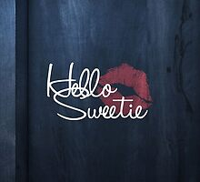 Hello Sweetie by andirobinson