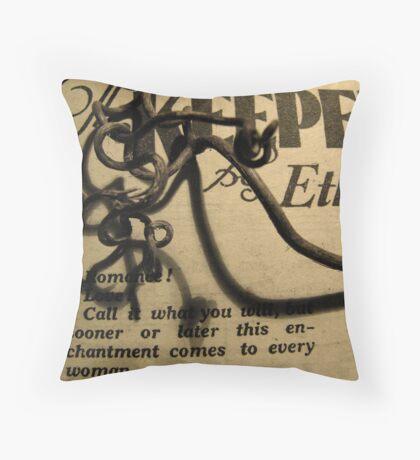 Keeper Throw Pillow