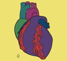 Big Heart  (Alt. Colour 2) T-Shirt