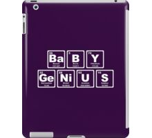 Baby Genius - Periodic Table iPad Case/Skin